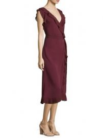 Tory Burch - Whitney Wrap Dress at Saks Fifth Avenue