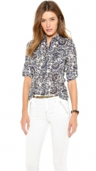 Tory Burch Brigitte Blouse at Shopbop