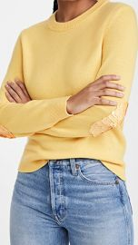 Tory Burch Cashmere Sweater With Sequins at Shopbop