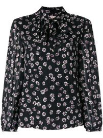 Tory Burch Emma Bow Blouse  337 - Buy Online SS18 - Quick Shipping  Price at Farfetch