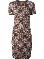 Tory Burch Floral Print Dress - Loschi at Farfetch
