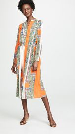Tory Burch Printed Long Sleeve Dress at Shopbop