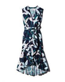 Tory Burch Printed Wrap Dress Women - Bloomingdale s at Bloomingdales