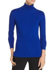 Tory Burch Ribbed Turtleneck Sweater Women - Bloomingdale s at Bloomingdales