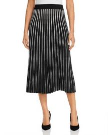 Tory Burch Striped Knit Skirt Women - Bloomingdale s at Bloomingdales