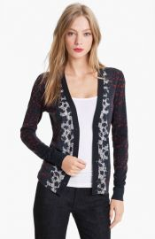 Tory Burch and39Bradyand39 Cardigan at Nordstrom