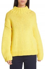 Tory Sport Chunky Hand Knit Sweater   Nordstrom at Nordstrom