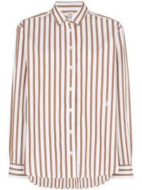 Tot  me Capri button-down Striped Shirt - Farfetch at Farfetch