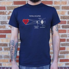 Total Eclipse at 6 Dollar Shirts