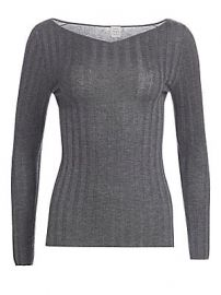 Toteme - Toury Wool Silk Cashmere Sweater at Saks Fifth Avenue
