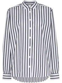 Toteme Capri Striped Shirt - Farfetch at Farfetch