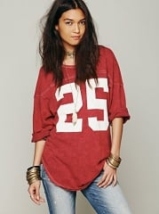 Touch Down Tunic at Free People