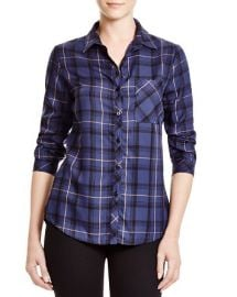Townsen Didda Plaid Cotton Shirt at Bloomingdales