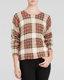 Townsen Sweater - Sleigh Plaid at Bloomingdales