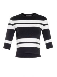 Townsend Striped Top by ALC at Matches