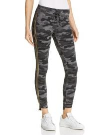 Track Stripe Camo Sweatpants at Bloomingdales