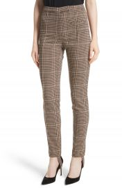 Tracy Reese Plaid Stirrup Pants at Nordstrom
