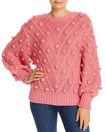 Trade Places Popcorn-Knit Sweater at Bloomingdales