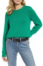 Treasure  amp  Bond Crewneck Sweater   Nordstrom at Nordstrom