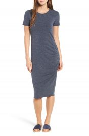Treasure   Bond Side Ruched Body-Con Dress at Nordstrom