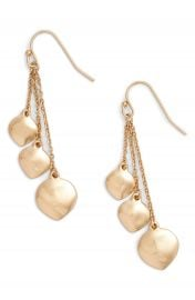 Treasure  amp  Bond Petal Drop Earrings at Nordstrom