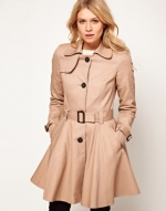 Trench coat at ASOS at Asos