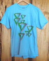 Triangles Shirt at Heavy Rotation