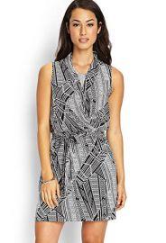 Tribal Print Dress at Forever 21