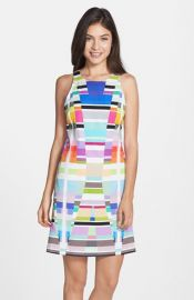 Trina Turk Loma Print Stretch Dress at Nordstrom