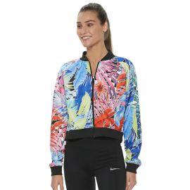 Tropical Print Jacket at Kohls