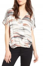 Trouv   Surplice Top at Nordstrom