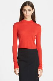 Trouvand233 Cropped Sweater at Nordstrom