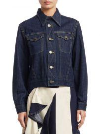 Trucker Denim Jacket by Calvin Klein at Saks Off 5th