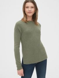True Soft Boatneck Sweater by Gap at Gap