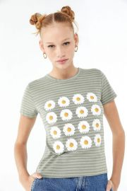 Truly Madly Deeply Daisy Tee at Urban Outfitters
