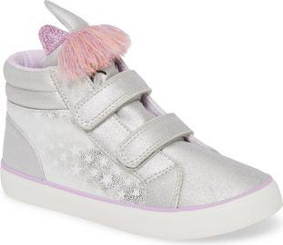 Tucker   Tate Metallic Unicorn Sneaker  Walker  Toddler  amp  Little Kid    Nordstrom at Nordstrom