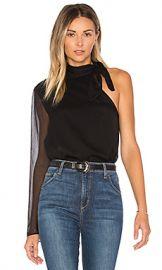 Tularosa Chloe Top in Black from Revolve com at Revolve