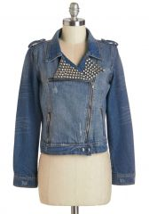 Turn Up the Amp Jacket at ModCloth