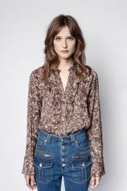 Tuska Blouse at Zadig & Voltaire