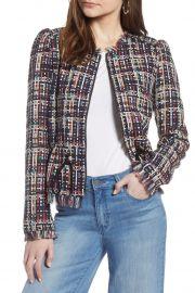 Tweed Jacket at Nordstrom Rack