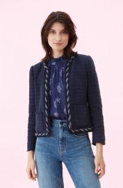Tweed Jacket at Rebecca Taylor