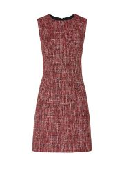 Tweed Sheath Dress by Adam Lippes Collective at Rent The Runway