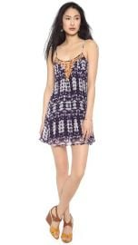 Twelfth St by Cynthia Vincent Embroidered Swing Dress at Shopbop