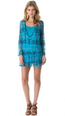 Twelfth St by Cynthia Vincent Reversible Plunging Neck Dress at Shopbop