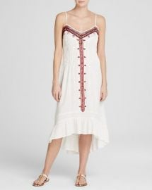 Twelfth Street by Cynthia Vincent Dress - Embroidered Western at Bloomingdales