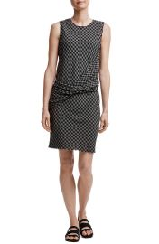 Twist Front Shift Dress at Nordstrom