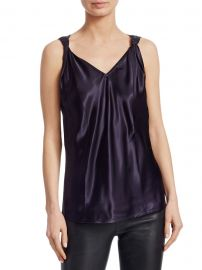 Twist Knot Top at Saks Fifth Avenue