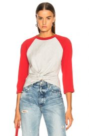 Twist Jersey Top T by Alexander Wang at Forward