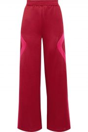 Two-Tone Track Pants by Maje at The Outnet