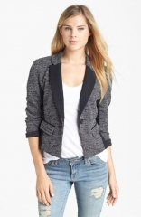 Two tone blazer by Halogen at Nordstrom